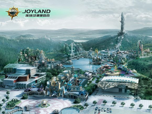 Joyland-themepark-china-8